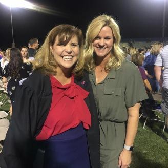 Mt. View Grad with Carol